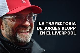 Jürgen Klopp cumple 5 años en Liverpool: ¿Cómo revolucionó a los 'reds' desde su llegada?