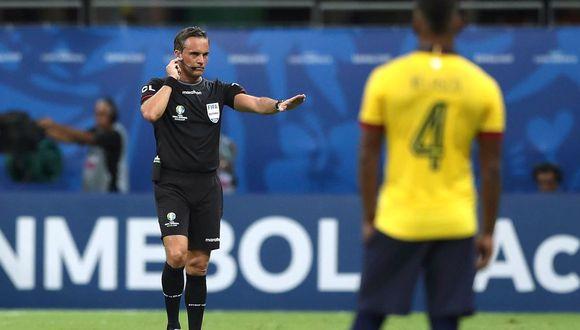 Liga 1 2019: Patricio Loustau dirigirá la segunda final entre Alianza Lima y Binacional este domingo (3:30 p.m.) en Matute. (Foto: AFP)