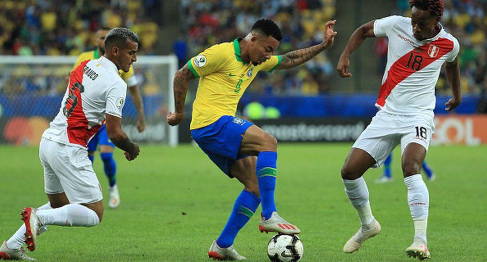 Perú vs. Brasil | Final Copa América 2019 (Foto: Getty Images)