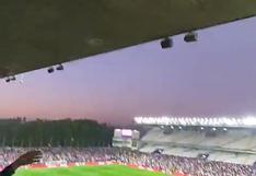 Al ritmo del 'Tigre': la ovación en Vallecas a Falcao tras anotar en el Barcelona vs. Rayo [VIDEO]
