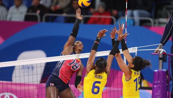 República Dominicana se alzó con la medalla de oro tras imponerse ante Colombia. (Foto: Giancarlo Ávila / GEC)