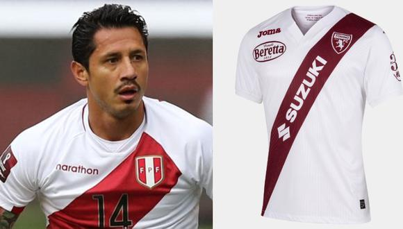 Torino presentó camiseta similar a la de la Selección Peruana. (Foto: Agencias)