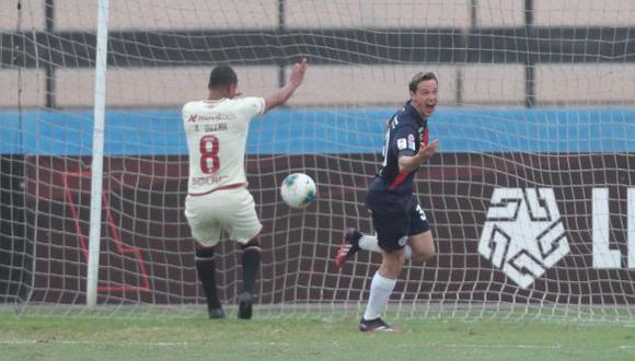 Universitario vs. Municipal en el Miguel Grau por la Liga 1. (Foto: Jesús Saucedo/GEC)