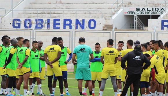 Binacional enfrentará a Alianza Lima en dos partidos para definir al campeón del fútbol peruano. (Foto: Difusión)