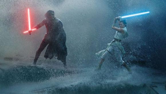 Problemas con el final de Star Wars (Lucasfilm)
