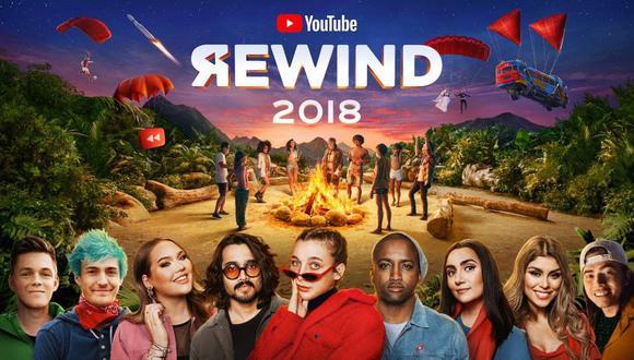 YouTube abandona los YouTube Rewind tras el récord del video más odiado (Foto: YouTube)