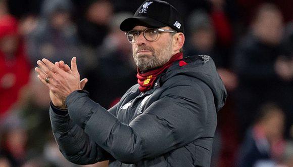 Jürgen Klopp ha ganado una Champions con el buzo del Liverpool. (Getty / Goal)