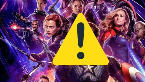 Avengers: Endgame (Depor)