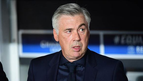 Carlo Ancelotti cesado del Bayern Munich en el año 2017. (Foto: Getty Images)