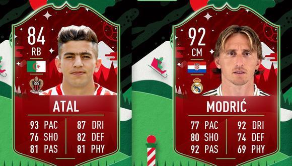 Nuevas cartas de FIFA 20 (EA Sports)