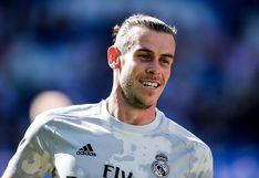 """Con él no es: Gareth Bale """"no está preocupado por las reacciones"""", asegura el agente del galés"""