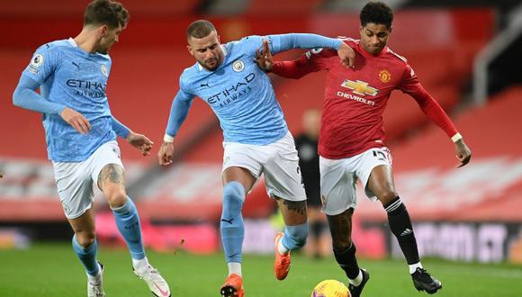 Manchester United vs. Manchester City: resultado, resumen, jugadas e  incidencias del 0-0 en Old Trafford por la fecha 12 de la Premier League  2020 | FUTBOL-INTERNACIONAL | DEPOR