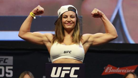 Miesha Tate saldrá del retiro y regresará a UFC tras cinco años de ausencia. (Getty Images)