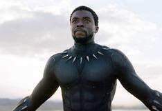 Marvel y Disney mandan a pintar un mural como homenaje a Chadwick Boseman