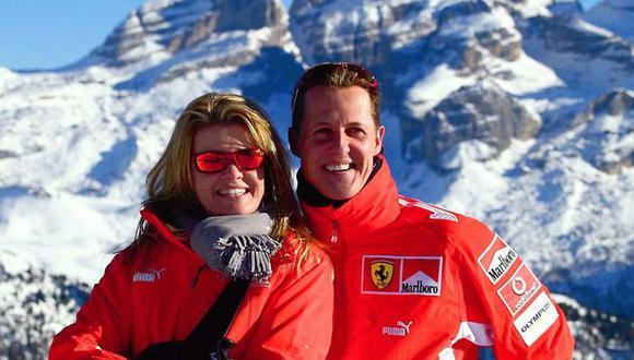 Schumacher sufrió un accidente mientras esquiaba en el 2013. (Foto: Agencias)