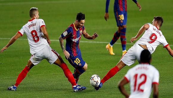 Barcelona recibirá al Sevilla en el Camp Nou por la vuelta de 'semis' de Copa del Rey en busca de la remontada y el pase a la final.