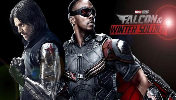 Marvel: 'Falcon and the Winter Soldier' terminó su rodaje en Atlanta.