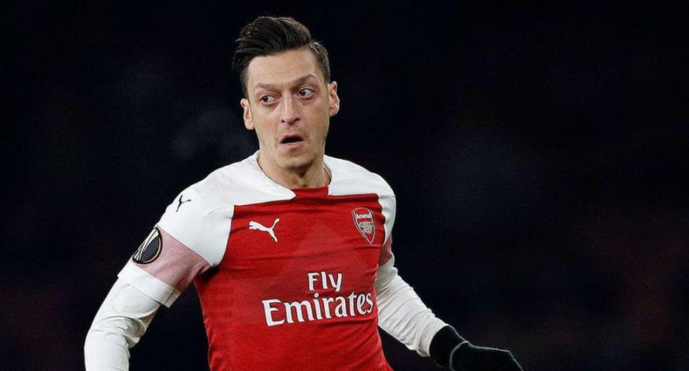 5. Mesut Özil ha asistido 168 veces en 427 partidos. (Foto: AFP)