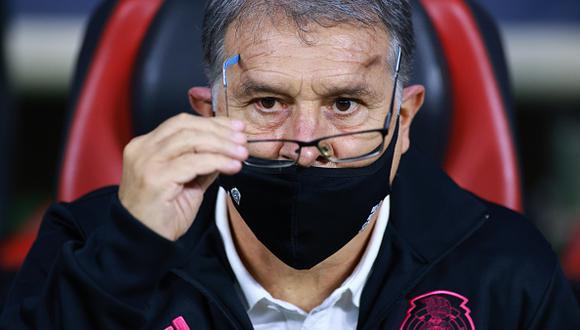 Gerardo Martino se desempeña como entrenador de la selección mexicana de fútbol desde 2019. (Foto: Getty Images).
