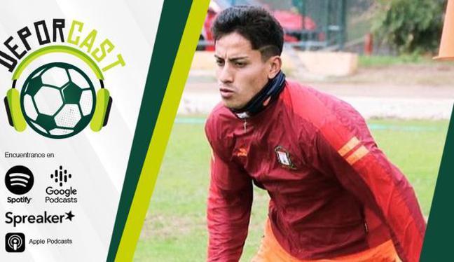 "Jorge Murrugarra, volante de Ayacucho FC, palpita la final: ""No le tememos a Sporting Cristal"""