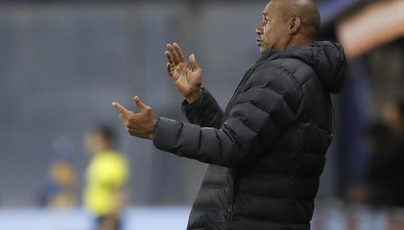 Noel Sanvicente también resaltó el nivel de César Vallejo. (Foto: AFP)