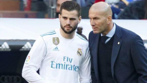 """Nacho Fernández espera que la 'Era Zidane' continúe: """"Tiene contrato y queremos que se quede"""". (Difusión)"""