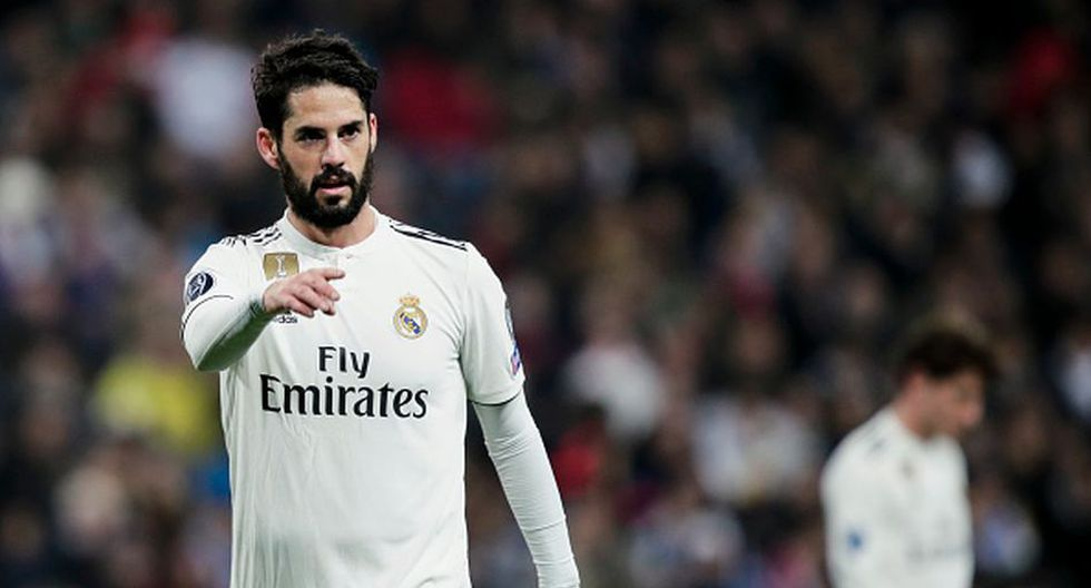 Isco disputó el Mundial Rusia 2018. (Getty)