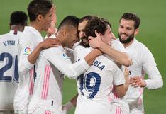 A la espera del Atlético: Real Madrid goleó 3-0 a Cádiz con doblete de Benzema