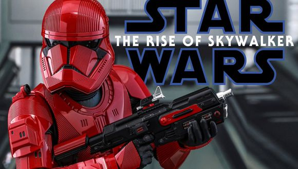 """Star Wars: The Rise of Skywaler"" supera los $100M en ventas a nivel mundial."