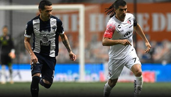 Monterrey y Atlas empataron 1-1 en el duelo por la Liga MX (Foto: @atlasfc)