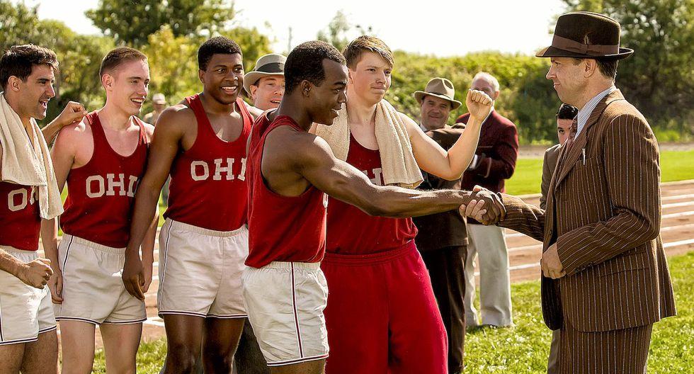 """""""El triunfo del espíritu"""" es una película que se puede ver en Netflix, que narra increíble historia del atleta estadounidense 'Jesse' Owens y su hazaña en los Juegos Olímpicos Berlín 1936."""