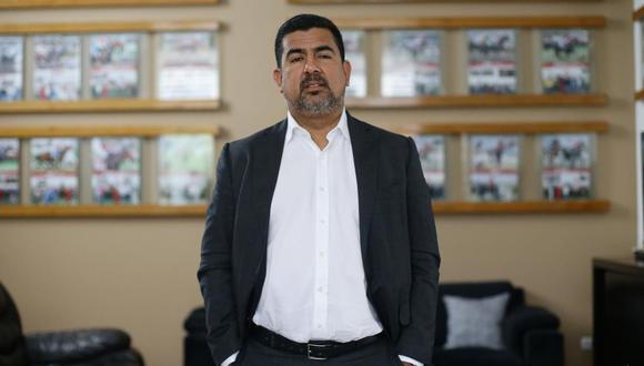 Carlos Moreno fue designado por GREMCO como administrador. crema. (Foto: GEC)