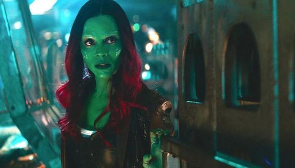 Gamora en Avengers 4