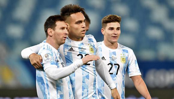 Argentina cierra la fase de grupos de la Copa América con una goleada de  4-1 sobre Bolivia | Fútbol en vivo | FUTBOL-INTERNACIONAL | DEPOR