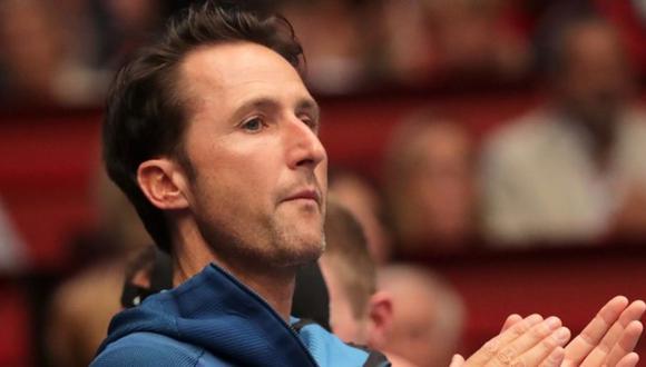 Wolfgang es entrenador de tenis. (Foto: GEPA Pictures)