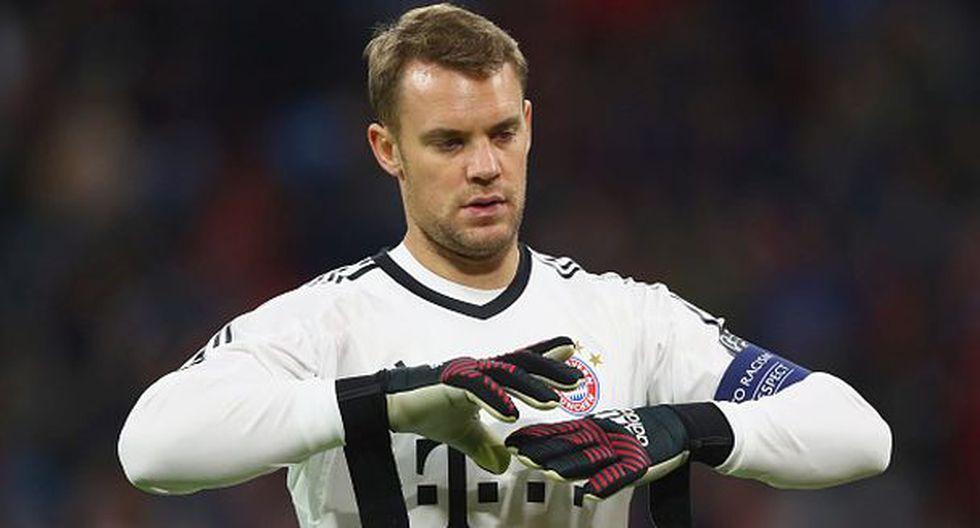 Manuel Neuer llegó al Bayern Munich procedente del Schalke 04. (Getty Images)