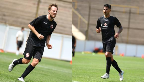 Hernán Novick destacó los goles y desempeño de Enzo Gutiérrez frente a Palmeiras. (Foto: DIFUSIÓN)