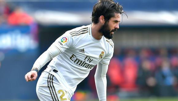 Real Madrid habría tasado a Isco en 20 millones de euros. (Foto: AFP)