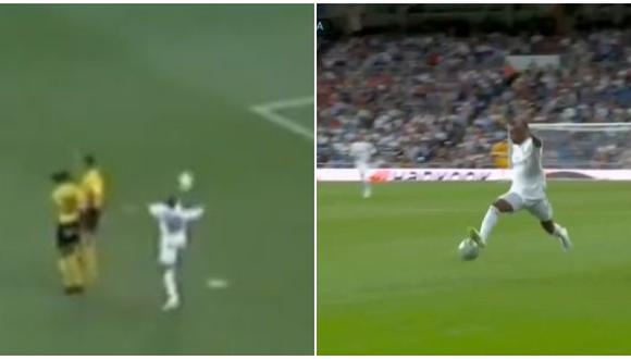 Rodrygo anotó con menos de dos minutos en el campo en su debut con el Real Madrid. (Capturas/Youtube)