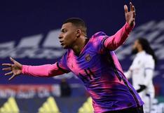 Mbappé le ganó a Trauco: marcó dos goles para sufrido triunfo de PSG ante Saint Etienne [VIDEO]