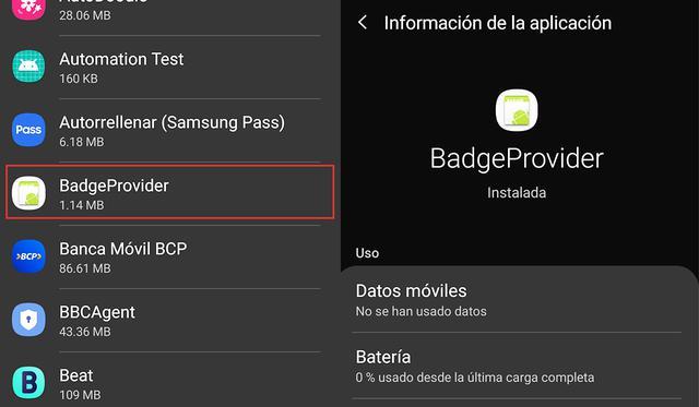 Para eliminar el contador de WhatsApp, debes realizar estos pasos.  (Foto: WhatsApp)