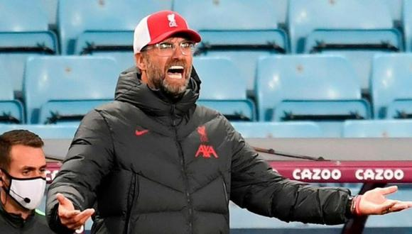 Liverpool marcha segundo en la tabla de posiciones de la Premier League. (Foto: AFP)