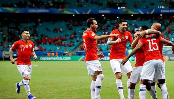 ¡Chile clasifica a cuartos! Venció 2-1 a Ecuador y ya está en la siguiente fase de la Copa América 2019