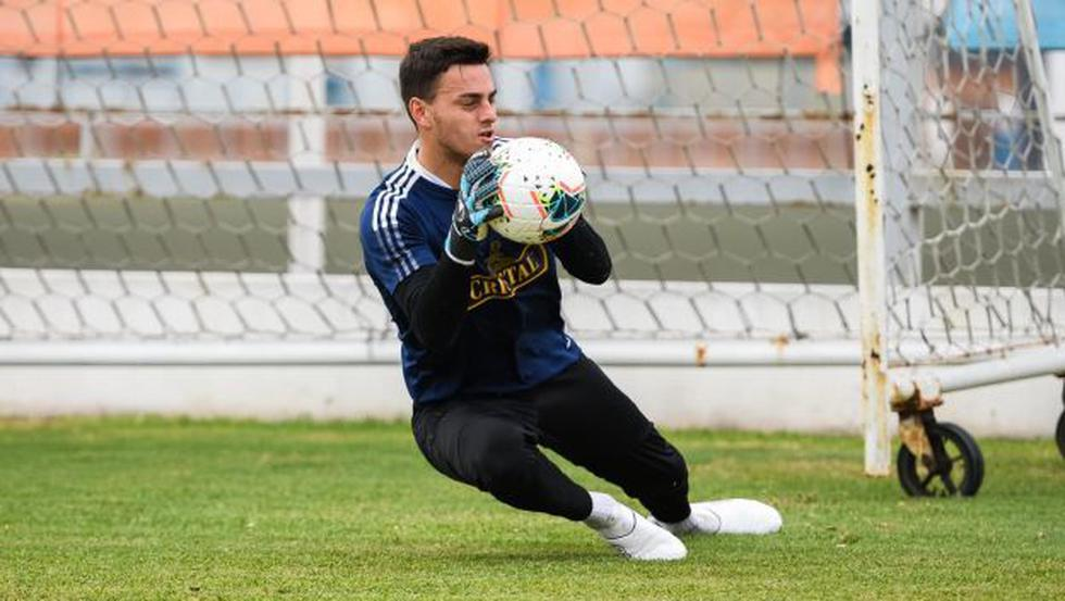 Alejandro Duarte. (Foto: Sporting Cristal)