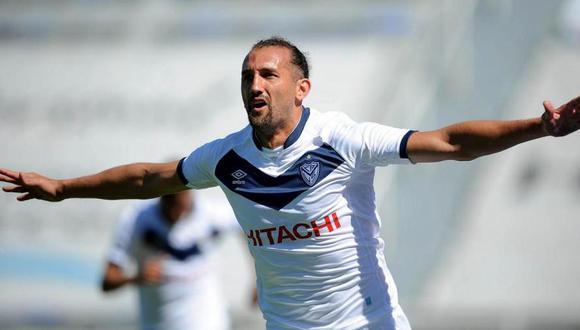 Hernán Barcos firmó por una temporada con Alianza Lima (Foto: Prensa AL / Agencias)