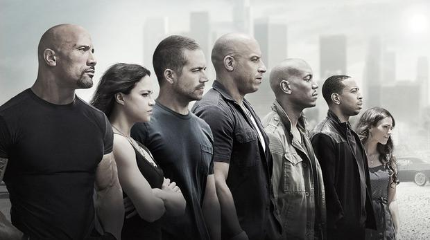 """""""Furious 7"""" de was directed by James Wan and starring Vin Diesel (Photo: Universal Pictures)"""