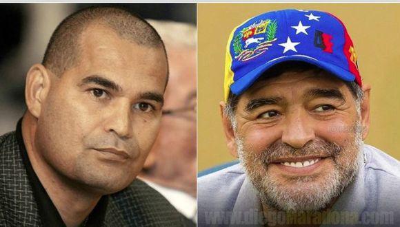 José Luis Chilavert arremetió contra Diego Maradona tras enterarse del apoyo incondicional que le brinda a Nicolás Maduro por la crisis en Venezuela.