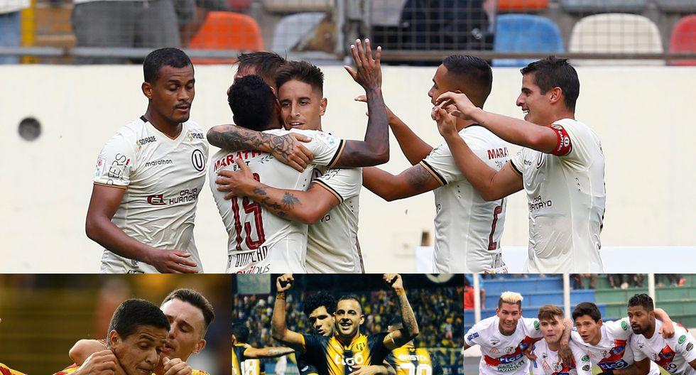 Posibles rivales de Universitario en la Copa Libertadores. (Foto: GEC)