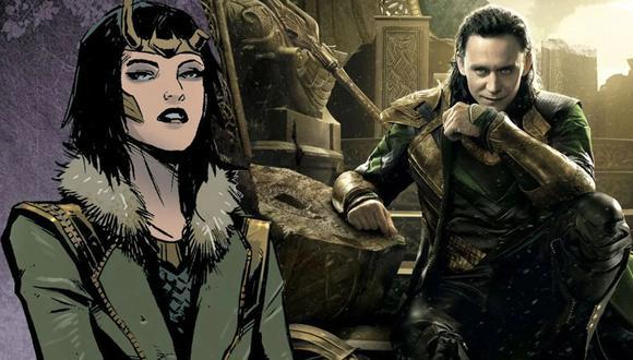 Marvel: 'Lady Loki' llegaría al UCM según las fotos filtradas del set de rodaje. (Foto: Marvel/Screen Rant)