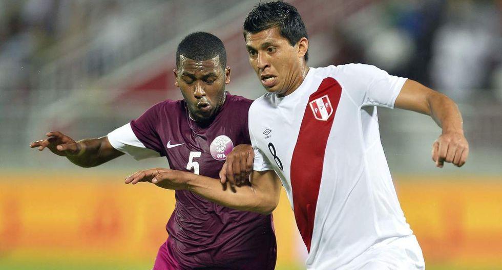 Paolo Guerrero y Alexander Callens marcaron los goles de la victoria. (Foto: EFE)
